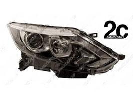 Faro Anteriore Dx Elettrico  H7+H11 S/Motore C/Luce Diurna Led