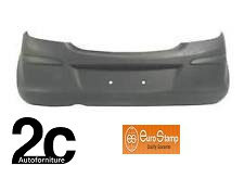 Paraurto Posteriore C/Primer 3Porte C/Tracce Sensori