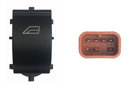 Interruttore Porta Anteriore Sx/Dx  6 Pin