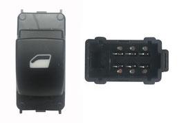 Interruttore  Porta Anteriore Dx/Sx Connettore Nero 6 Pin
