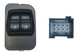 Pulsantiera Porta Anteriore Sx  8 Pin