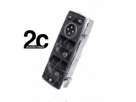 Pulsantiera Nera 4 Interruttori Alzacristalli Porta Anteriore Sx 3 Pins S/Funzione Chiusura Retrovisore