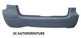 Paraurto Posteriore C/Primer C/Fori Modanature + Fori Sensori