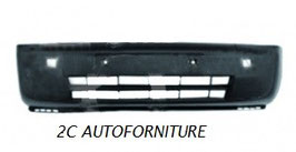 Paraurto anteriore Nero No Fendi