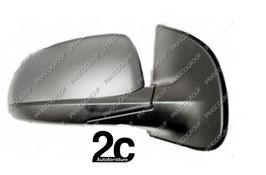 Specchio Dx  Eletrico C/Primer Abbattibile 5 Pin