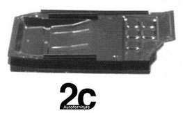 Pianale Assemblato Dx 500F/L/R