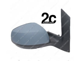 Specchio Dx Elettrico C/Primer Termico