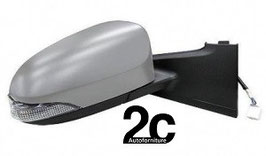 Specchio Dx Elettrico Termico  C/Primer  e Fanalino 7H/5P