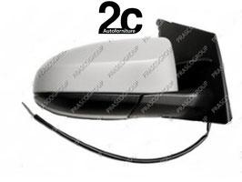 Specchio Dx Elettrico Termico C/Primer