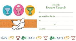Invitación paloma