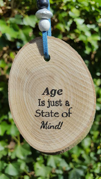 age is just a state of..