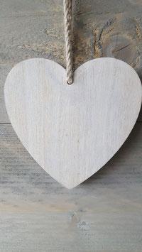 houten mdf hart met eigen tekst