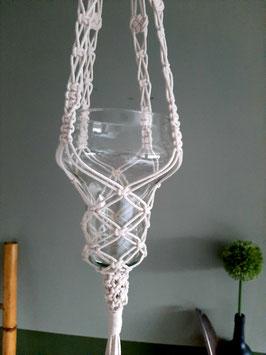 Macramé Vase