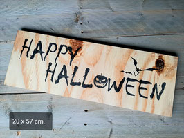 happy halloween bord
