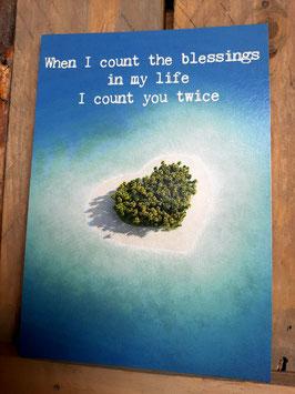 zintenz kaartje blessings