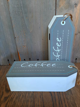 koffie opberg box
