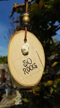 50 ROCKS.
