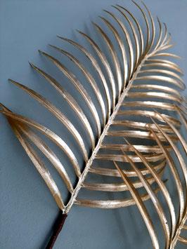 kunst palmblad goud