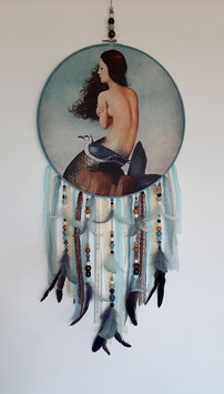 dream catcher Mermaid.
