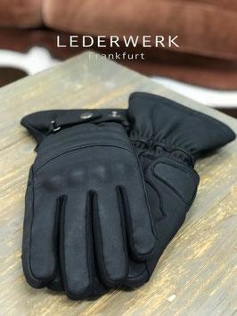 Handschuh Biker schwarz