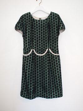 nd-609/20  cotton lace dolman op