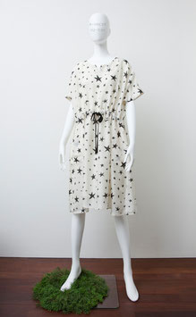 nd-036/23 draw star F/S dress