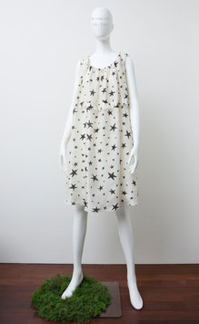 nd-037/24 draw star N/S gather dress
