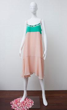 nd-028/15 Silk de chine camisole dress