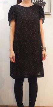 nd-085/25 opal triangle big puff dress