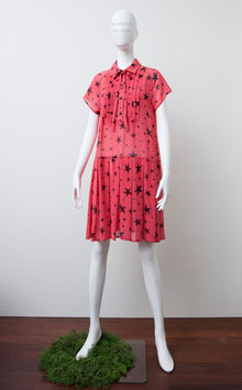nd-035/22 draw star tucks dress