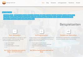 redesign-berlin.de - Beispielseiten