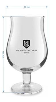 Glas Brouwerij Nicolaas