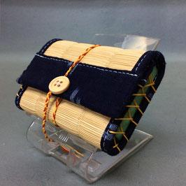 龍鬢カードケース(備後絣コラボ商品)