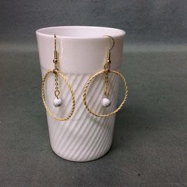igusa ピアス single  ring