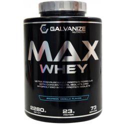 MAX WHEY GALVANIZE NUTRITION