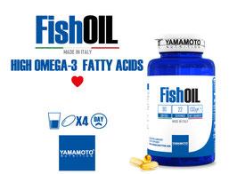 Fish OIL 90 gélules