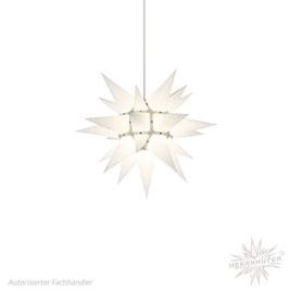 Herrnhuter Advents-und Weihnachts Stern I4, ca. 40cm, Papier, weiß, nur für Innen geeignet