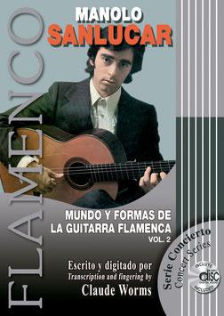 MUNDO Y FORMAS DE LA GUITARRA FLAMENCA (2)