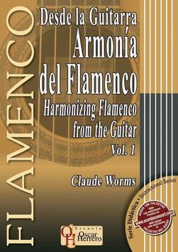 Pack Desde la guitarra... armonía del flamenco (Vol. 1, 2 & 3)