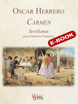 CARMEN (Sevillanas) eBook