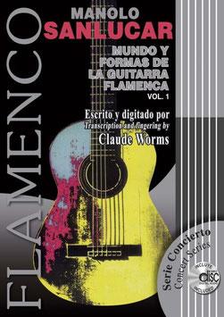 Pack Mundo y formas de la guitarra flamenca (Vol. 1, 2 & 3)