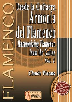 DESDE LA GUITARRA... ARMONÍA DEL FLAMENCO (1)