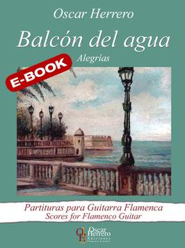 BALCÓN DEL AGUA (Alegrías) eBook