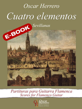 CUATRO ELEMENTOS (Sevillanas) eBook