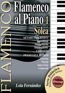 Pack Flamenco al piano (Vol. 1, 2, 3, 4 & 5)