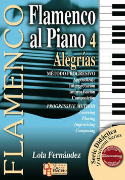 FLAMENCO AL PIANO 4: ALEGRÍAS