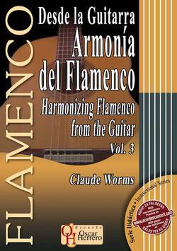 DESDE LA GUITARRA... ARMONÍA DEL FLAMENCO (3)