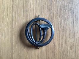 Insigne de béret métal