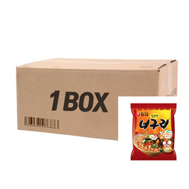 Box Big Sale : Neoguri Spice Ramyun  120g x20Pieces