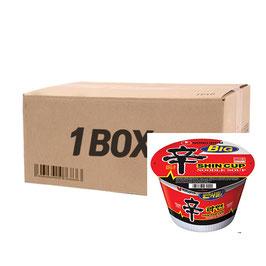 Box Big Sale : Shin Ramyun Big Cup 114g x 16 pieces